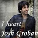 I Heart Josh Groban